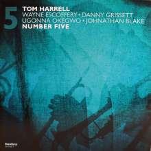Tom Harrell (geb. 1946): Number Five (180g), LP