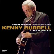 Kenny Burrell (geb. 1931): Special Requests (And Other Favorites) - Live At Catalina's (180g), LP