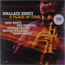 Wallace Roney (geb. 1960): A Place In Time (180g), LP