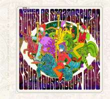 XTC (The Dukes Of Stratosphear): Psurroundabout Ride, 1 CD und 1 Blu-ray Audio