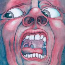 King Crimson: In The Court Of The Crimson King (50th Anniversary Edition), 3 CDs und 1 Blu-ray Audio
