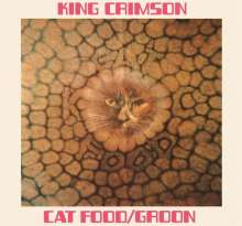 "King Crimson: Cat Food (50th Anniversary Edition), Single 10"""