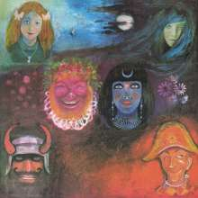 King Crimson: In The Wake Of Poseidon (40th Anniversary) (200g) (Steven Wilson Mix) (Limited Edition), LP