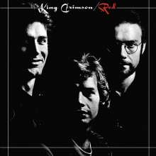 King Crimson: Red (40th Anniversary) (Steven Wilson Mix) (200g) (Limited Edition), LP