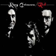 King Crimson: Red (200g) (Limited-Edition), LP