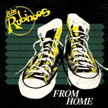 The Rubinoos: From Home (Limited Edition) (Black & Yellow Splatter Vinyl), LP