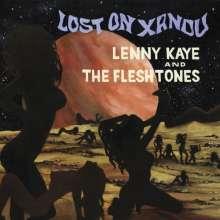 "Lenny Kaye & The Fleshtones: Lost On Xandu (Limited Edition) (Cloudy Orange Vinyl), Single 7"""