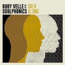 Ruby Velle & The Soulphonics: State Of All Things, CD