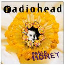 Radiohead: Pablo Honey, CD