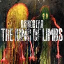 Radiohead: The King Of Limbs, LP