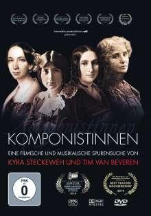 Komponistinnen, DVD