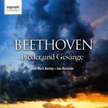 Ludwig van Beethoven (1770-1827): Lieder & Gesänge, CD