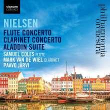 Carl Nielsen (1865-1931): Flötenkonzert, CD