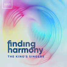 The King's Singers - Finding Harmony, CD