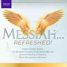 Georg Friedrich Händel (1685-1759): Der Messias (in der Orchesterfassung von Eugene Goossens & Thomas Beecham / 1959), 2 CDs
