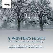 Winchester College Chapel Choir - A Winter's Night, CD