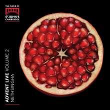 St.John's College Choir Cambridge - Advent Live Vol.2, CD
