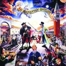 Pendragon: The Masquerade Overture, CD