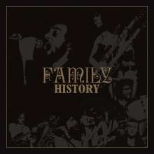 Family (Roger Chapman): History (Special Edition), 2 CDs