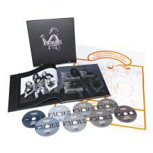 Family (Roger Chapman): At The BBC (Limited Boxset), 7 CDs und 1 DVD