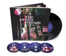 The Pretty Things: The Final Bow (Limited Deluxe Hardcover Book), 2 CDs, 2 DVDs und 1 Single 10""