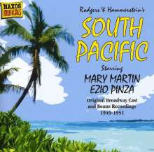 Musical: South Pacific, CD