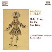 Jean-Baptiste Lully (1632-1687): Ballettmusiken, CD