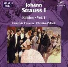 Johann Strauss I (1804-1849): Johann Strauss Edition Vol.1, CD