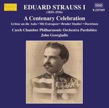 Eduard Strauss (1835-1916): Eduard Strauss I - A Centenary Celebration, CD