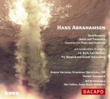 Hans Abrahamsen (geb. 1952): Nacht & Trompeten, CD