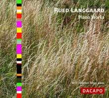 Rued Langgaard (1893-1952): Klavierwerke Vol.1, CD