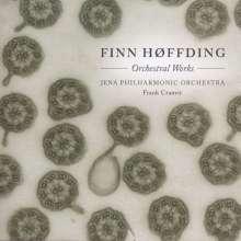 Finn Hoffding (1899-1997): Orchesterwerke, CD