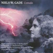 Niels Wilhelm Gade (1817-1890): Comala op.12, CD