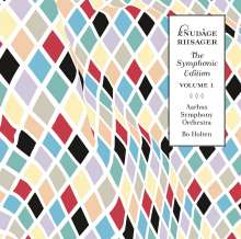 Knudage Riisager (1897-1974): The Symphonic Edition Vol.1, CD