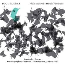 Poul Ruders (geb. 1949): Violakonzert, CD