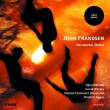 John Frandsen (geb. 1956): Symphonie Nr.1, CD