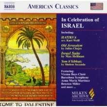 In Celebration of Israel, CD