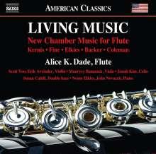 Alice K.Dade - Living Music, CD