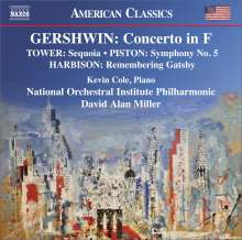 Walter Piston (1894-1976): Symphonie Nr.5, CD