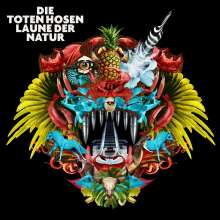 Die Toten Hosen: Laune der Natur (180g) (Special-Edition inkl. »Learning English Lesson 2«), 5 LPs