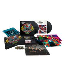 Die Toten Hosen: Laune der Natur (180g) (Limited Numbered Deluxe Boxset) (inkl. »Learning English Lesson 2«), 3 LPs und 2 CDs