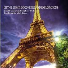 City of Light: New Discoveries, CD