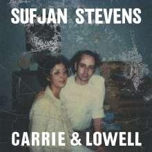Sufjan Stevens: Carrie & Lowell, LP