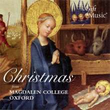 Magdalen College Choir Oxford - Christmas from Magdalen College Oxford, CD