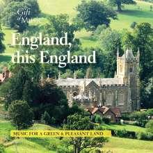 England, This England, CD
