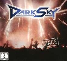 Dark Sky: Once, 1 CD und 1 DVD
