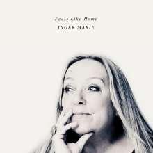 Inger Marie Gundersen (geb. 1959): Feels Like Home, LP