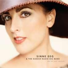 Sinne Eeg (geb. 1977): We've Just Begun, LP
