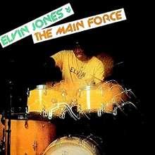 Elvin Jones (1927-2004): Main Force, CD