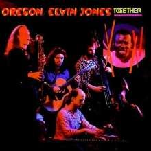 Oregon & Elvin Jones: Together, CD